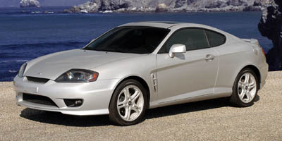 2005 Hyundai Tiburon 2D Hatchback  for Sale  - R14682  - C & S Car Company