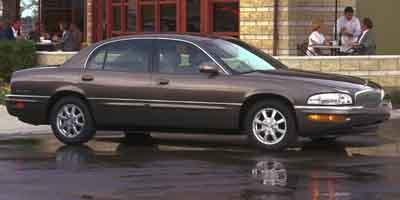 2001 Buick Park Avenue  - LL3826ATA
