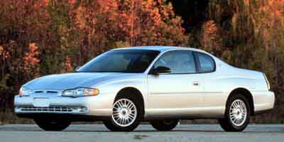 2001 Chevrolet Monte Carlo LS  - 49020B 