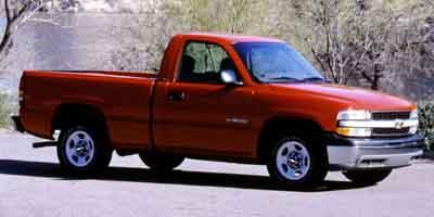 2002 Chevrolet Silverado 1500  - LL3624