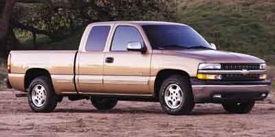 2001 Chevrolet Silverado 1500  - L3731