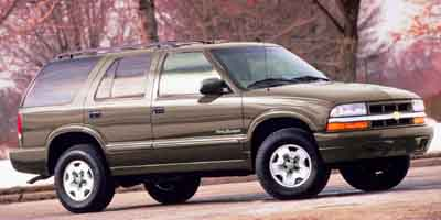 2001 Chevrolet Blazer in Sioux Falls - 1 of 0