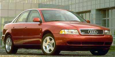 1997 Audi A-4 4 DOOR SEDAN  for Sale  - 14214  - C & S Car Company