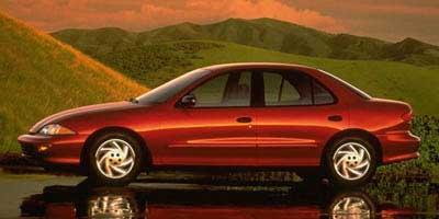 1997 Chevrolet Cavalier LS  - LLLL3872A