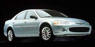 2001 Chrysler Sebring LX  - C4286C