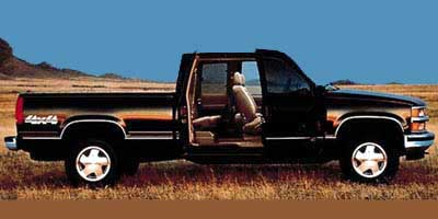 1997 Chevrolet C1500 C/K 1500 4WD Extended Cab  for Sale  - SB4906B  - C & S Car Company