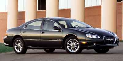2001 Chrysler LHS 4D Sedan  for Sale  - R15164  - C & S Car Company