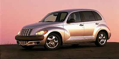 2001 Chrysler PT Cruiser Limited Sport Wagon  - B3742R