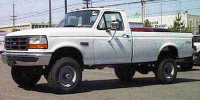 1997 Ford F250  3/4 Ton