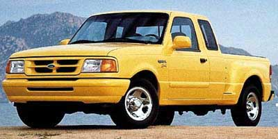 1997 Ford Ranger SuperCab  - X7723