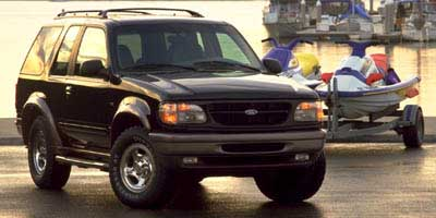 1997 Ford Explorer 4WD  - C6188B
