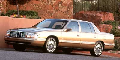 1998 Cadillac DeVille Deville  - C2378C 