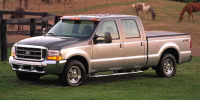2002 Ford F-250 Supe