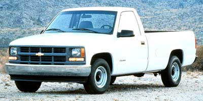 1998 Chevrolet C/K 1500 Work  Regular Cab Long Box in Iowa City and Rapid City