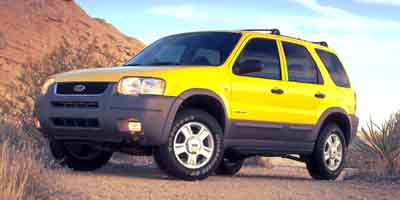 2001 Ford Escape 4D Utility 4WD  for Sale  - R14340  - C & S Car Company