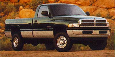 1998 Dodge Ram 2500 4WD Regular Cab  - C5250A
