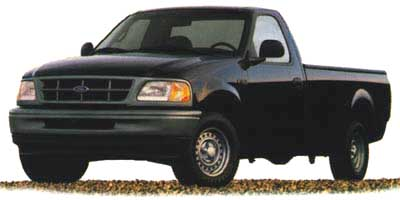1998 Ford F-150 4WD SuperCab  - C0346D