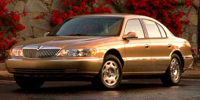 1998 Lincoln Continental   for Sale  - R15166  - C & S Car Company