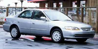 2001 Honda Accord VP  - C5110A