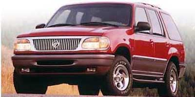1998 Mercury Mountaineer AWD  - X8046A