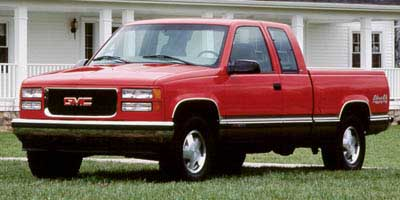 1998 GMC Sierra 2500 4WD Extended Cab  - X7511