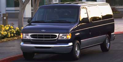 1998 Ford Club Wagon  - X7385A