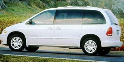 1998 Dodge Caravan SE  - X7833