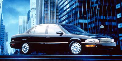 1999 Buick Park Avenue Ultra  - X7804