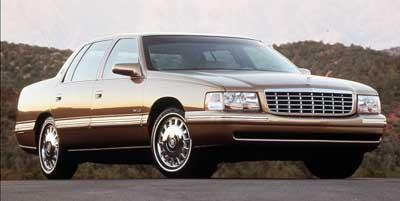 1999 Cadillac DeVille  - C4150B