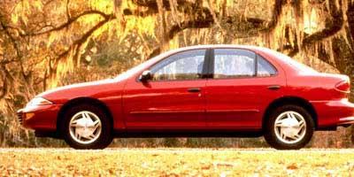 1999 Chevrolet Cavalier LS  - C4198C