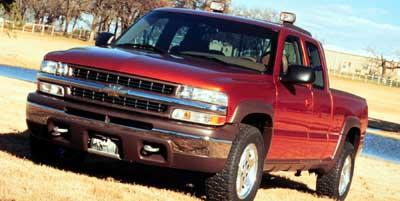 1999 Chevrolet Silverado 2500 LS  - F4106R