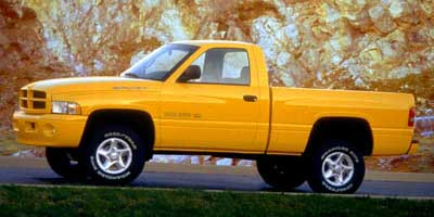1999 Dodge Ram 1500 4WD Regular Cab  - C3218A