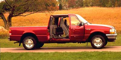 1999 Ford Ranger 4WD SuperCab  - 5135A