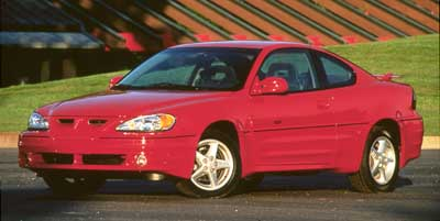 1999 Pontiac Grand Am 2D Coupe  - R15039