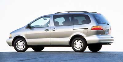 1999 Toyota Sienna 5DR LE  for Sale  - R14316  - C & S Car Company