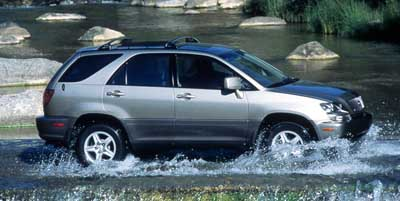 1999 Lexus RX 300 Luxury SUV in Sioux Falls - 1 of 0