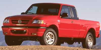 Mazda 2WD B-Series Pickup 2001