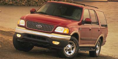 1999 Ford Expedition 4WD  - X7753A