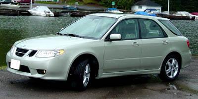 Saab 9-2X 2005