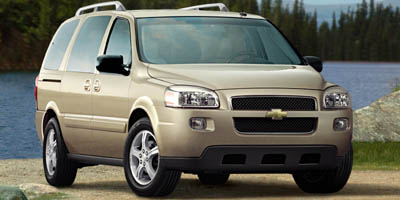 2006 Chevrolet Uplander Ext WB  LT in Sioux Falls and Fargo