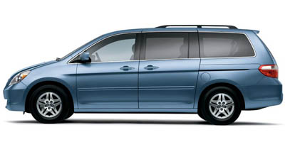 2006 Honda Odyssey EX-L available in Iowa City and Fargo