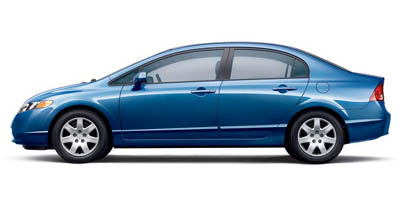 2006 Honda Civic 4D Sedan  for Sale  - HY7987A  - C & S Car Company