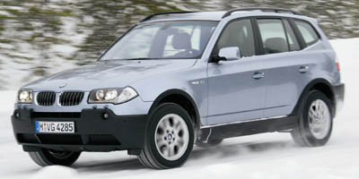 2006 BMW X3 3.0i in Iowa City and Sioux City