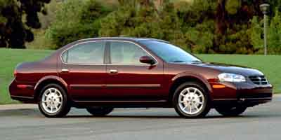 Picture of a 2001 Nissan Maxima Nissan