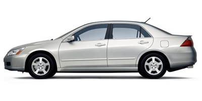 Honda Accord Hybride 2006