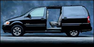 Oldsmobile Silhouette 2001