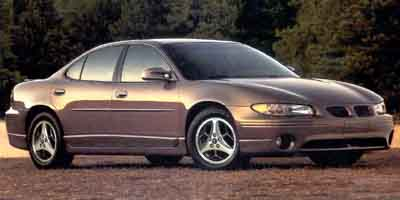 2001 Pontiac Grand Prix GT  - X7918B