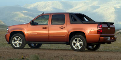 2007 Chevrolet Avalanche Crew Cab LT in Des Moines and Cedar Rapids
