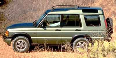 2001 Land Rover Discovery Series II SE  - C5101B