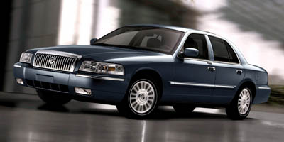 2007 Mercury Grand Marquis in Iowa City - 1 of 0